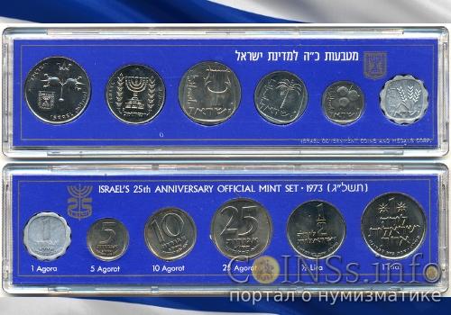Агора - монета Израиля