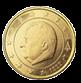 10 евроцентов Бельгия 1999-2007