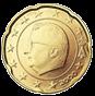 20 евроцентов Бельгия 1999-2007