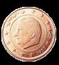 5 евроцентов Бельгия 1999-2007