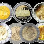 юбилейные 2 евро 2007 год