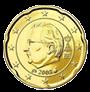 20 евроцентов Бельгия 2008