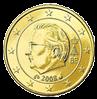 50 евроцентов Бельгия 2008
