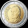 2 евро Испания 1999-2009
