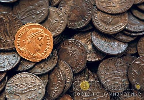 Старинные монеты - что с ними делать