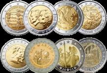 2 евро 2005 год юбилейные