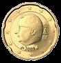 20 евроцентов Бельгия 2009-2013