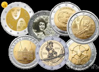 Юбилейные евроы 2006 год