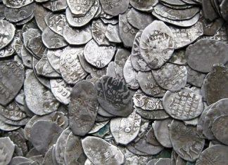 Немного о монетах чешуйках