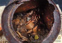 У подножия Джомолунгмы найден клад монет