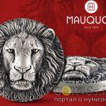 5000 франков КФА, Большая пятерка – Лев, царь зверей