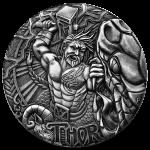 доллара Тувалу, Сражение Тора и змеи реверс