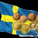 В Швеции не будет монет и банкнот?
