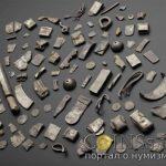 В Шотландии найден клад, в который входили сто артефактов