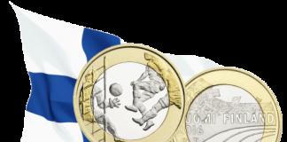 Финляндия 5 евро Футбол