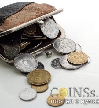 украинские ходовые монеты