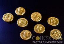 В Германии археологи нашли золотые монеты IX века