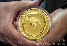 Вышла в свет монета стоимостью 1 миллион долларов