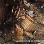 В Пскове нашли уникальный клад