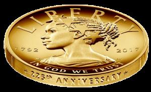 100 долларов с афроамериканкой в образе Леди Свободы