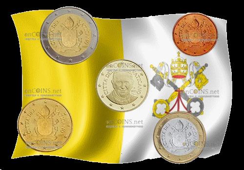 На монетах Ватикана не будет портрета понтифика