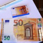 В Еврозоне появится в обращении новая банкнота 50 евро