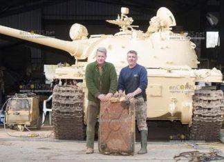 Британец нашел клад - 25 килограмм золота в слитках