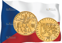 Чехословакия, золотой дукат 1937 год