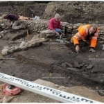 Древний монетный двор нашли в Великобритании