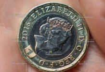 Фиктивные монеты в 1 фунт попали в обращение в Великобритании