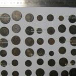 Из Украины в Россию пытались вывезти старинные монеты