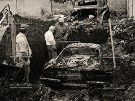 Когда-то нашли клад - авто Ferrari Dino 246 GTS