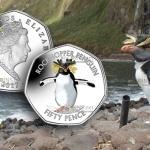 Пингвины на монетах Фолклендских островов