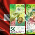 Банкнота 50 франков Швейцарии – признана банкнотой года
