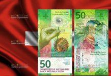 Швейцария, банкнота номиналом 50 франков
