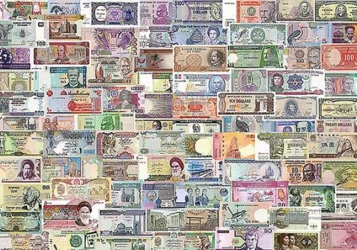 Сколько видов валют существует в Мире?