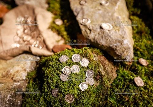 Турист в Чехии нашел клад