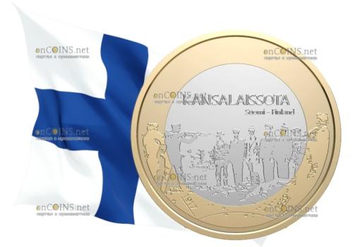 В Финляндии монетный скандал