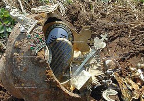 В Нагорном парке в Барнауле провели археологические раскопки