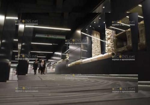 В Риме станция метро станет музеем