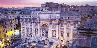 В римском фонтане Треви нашли 1,5 млн евро