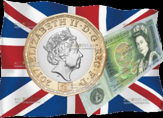 В Великобритании монеты вытесняют из обращения банкноты