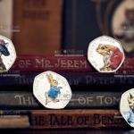 Великобритания продолжает выпускать сказочные монеты