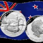 Новая Зеландия – 1 доллар Нападение на Сидней-Харбор