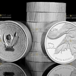Монета 50 франков КФА Азиатский буйвол
