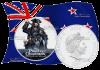 Новая Зеландия - 2 доллара Пираты Карибского моря V-я часть
