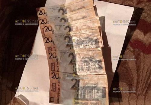 У фальшивомонетчиков в Беларуси местная валюта не в чести