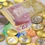 В Республике Беларусь появились фальшивые монеты 1 белорусский рубль