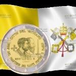 Ватикан – 2 евро Святые Петр и Павел
