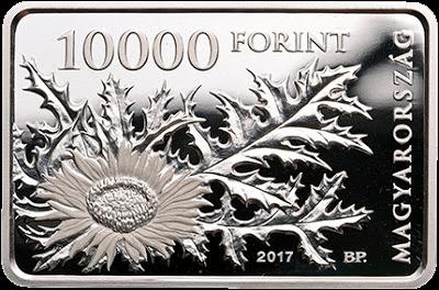 Венгрия - 10 000 форинтов Национальный парк Бюкк, аверс